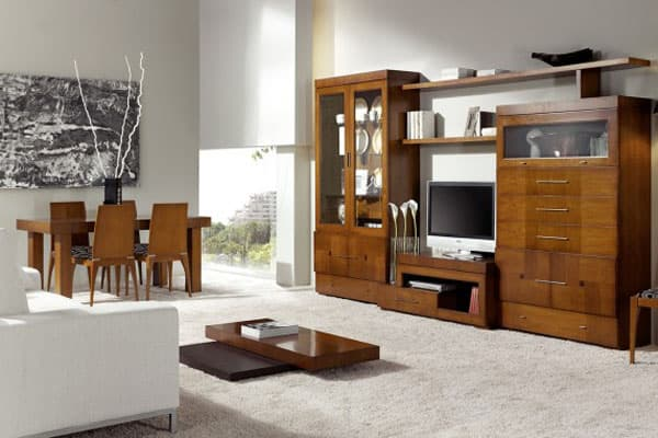 Muebles de sal n en muebles ceao en lugo for Modernizar salon muebles clasicos