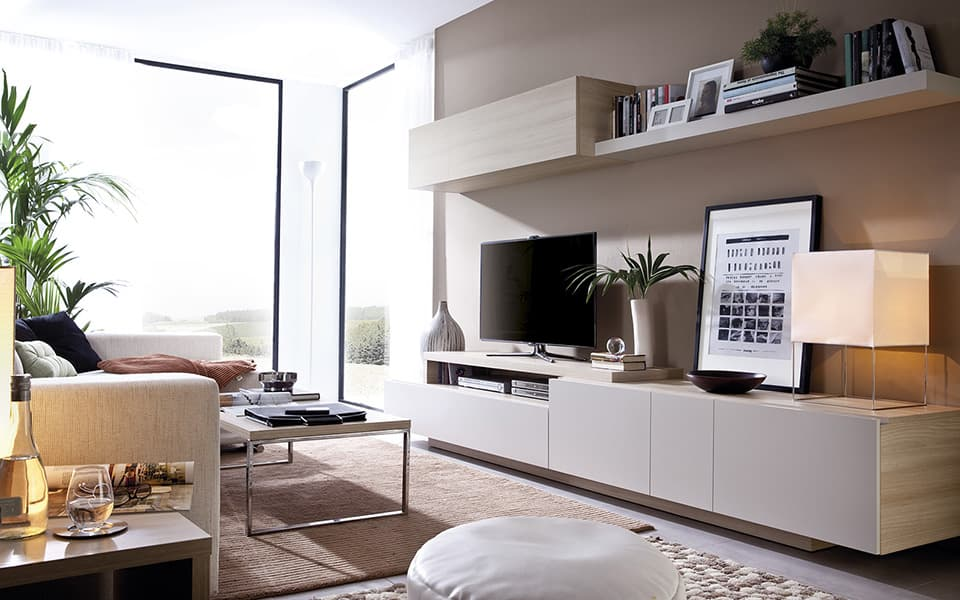 Muebles de sal n en muebles ceao en lugo for El mueble salones modernos